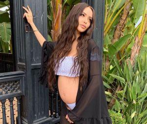 Nabilla Benattia enceinte de Thomas Vergara : la future maman évoque sa prise de poids pour cette première grossesse