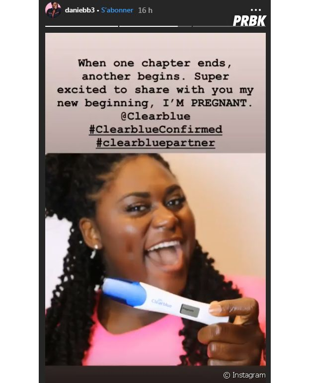 Danielle Brooks (Orange is the New Black) annonce sa grossesse