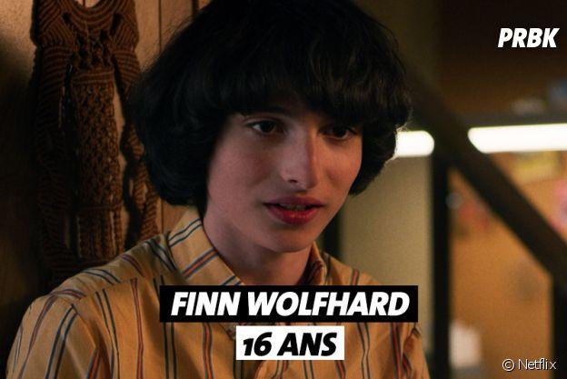 Stranger Things : l'âge de Finn Wolfhard (Mike)