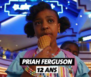 Stranger Things : l'âge de Priah Ferguson (Erica)