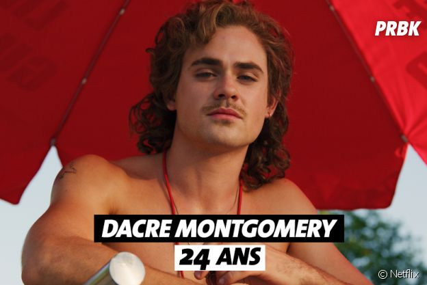 Stranger Things : l'âge de Dacre Montgomery (Billy)