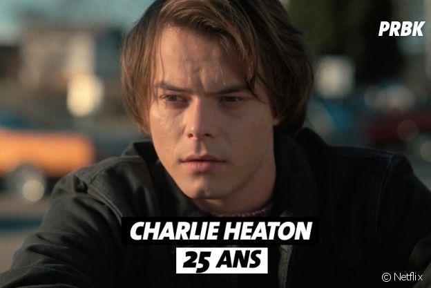 Stranger Things : l'âge de Charlie Heaton (Jonathan)