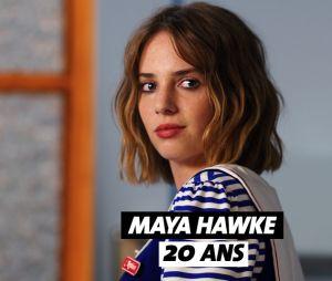 Stranger Things : l'âge de Maya Hawke (Robin)