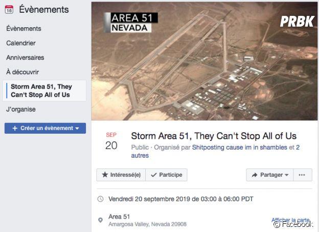 Aliens : pourquoi 1 million de personnes veulent tout d'un coup envahir la zone 51 ?