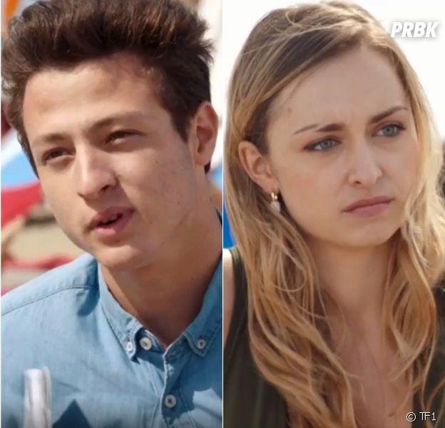 Demain nous appartient : Arthur et Sofia bientôt en couple ? Théo Cosset répond