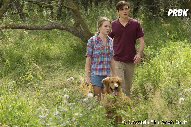 KJ Apa et Britt Robertson avaient tourné ensemble dans le film Mes vies de chien
