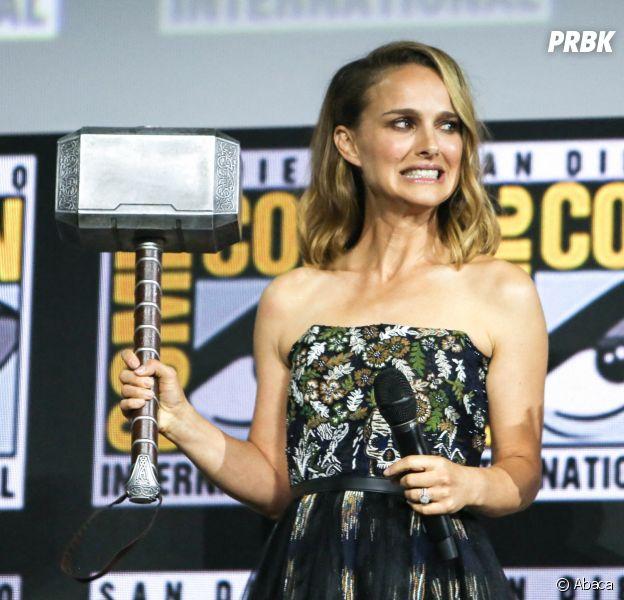 Thor 4 : Natalie Portman de retour... pour jouer Thor !