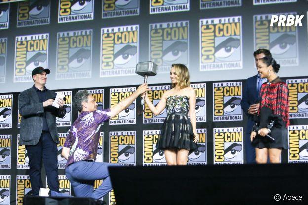 Natalie Portman officialise son retour dans Thor lors du Comic Con 2019