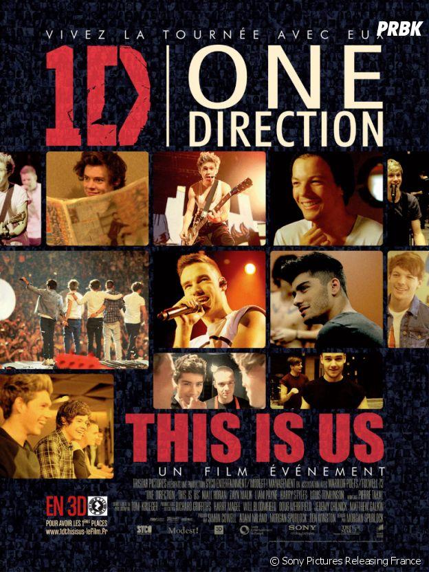One Direction : This Is Us, le film du groupe qui était sorti au cinéma