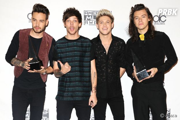 One Direction rafle de nombreux prix lors des cérémonies entre 2012 et 2013