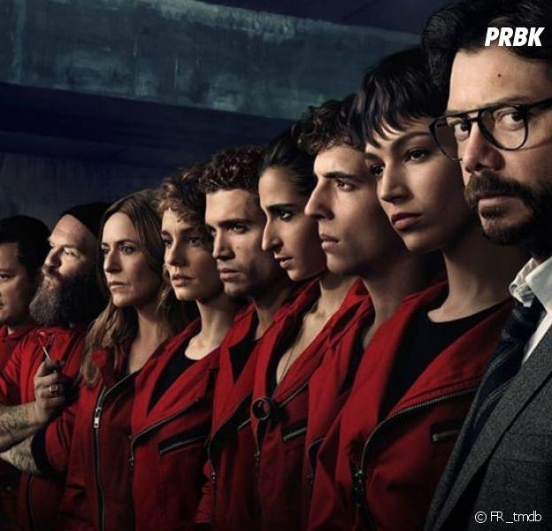 La Casa de Papel saison 3 : une erreur s'est glissée et ça ne plaît pas à tout le monde