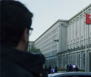 La Casa de Papel saison 3 : le drapeau du Panama est à l'envers sur l'image