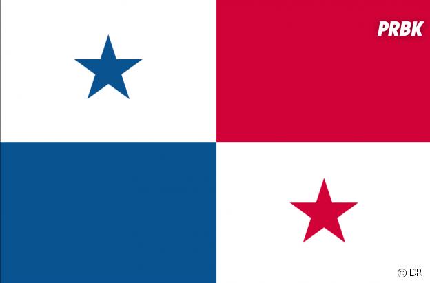 Le drapeau du Panama