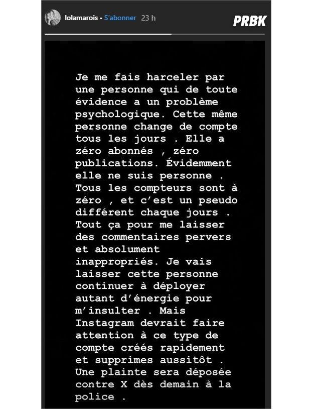 """Plus belle la vie : Lola Marois (Ariane) harcelée par un """"fan"""", elle porte plainte"""