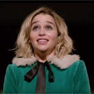Last Christmas : Emilia Clarke donne de la voix sur du George Michael dans la bande-annonce