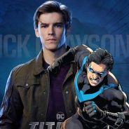 Titans saison 2 : Dick devient enfin Nightwing sur les photos du tournage