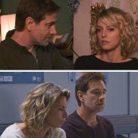 Plus belle la vie : David Marchal (Clément) bouleversé par le départ de Sara Mortensen (Coralie)
