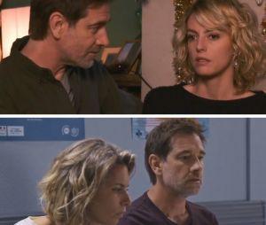 Plus belle la vie : David Marchal (Clément) déçu par le départ de Sara Mortensen (Coralie)