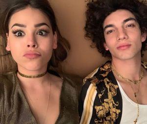 Elite saison 2 : Danna Paola (Lucrecia) et Jorge Lopez (Valerio) en couple dans la vraie vie ? Le indices qui sèment le doute