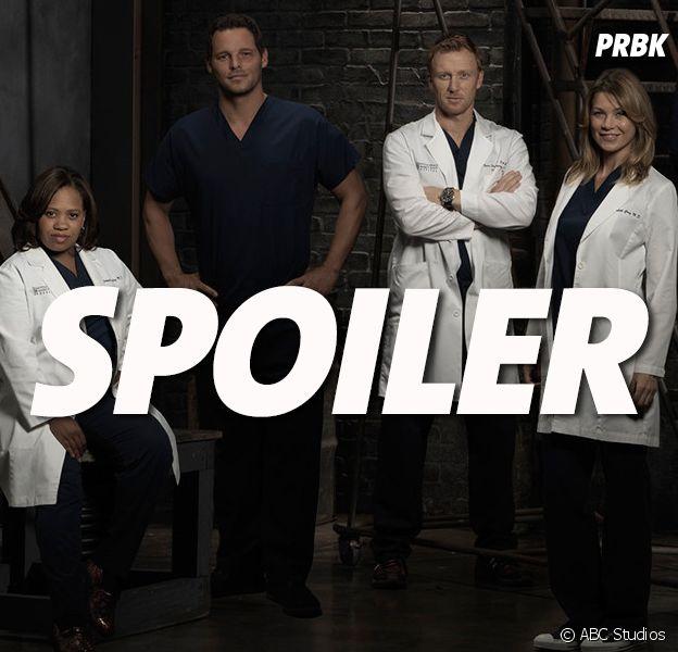 Grey's Anatomy saison 16 : un nouveau bébé à venir... mais qui est le père ?