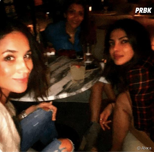 Meghan Markle et Priyanka Chopra sont amies dans la vie