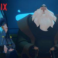 La légende de Klaus : Netflix fête déjà Noël avec un film d'animation magique