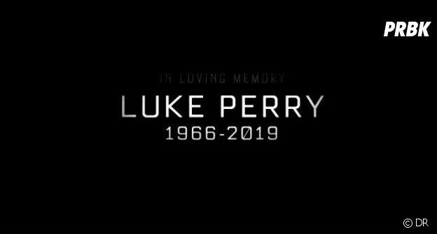 Riverdale saison 4 : l'hommage de la série à Luke Perry