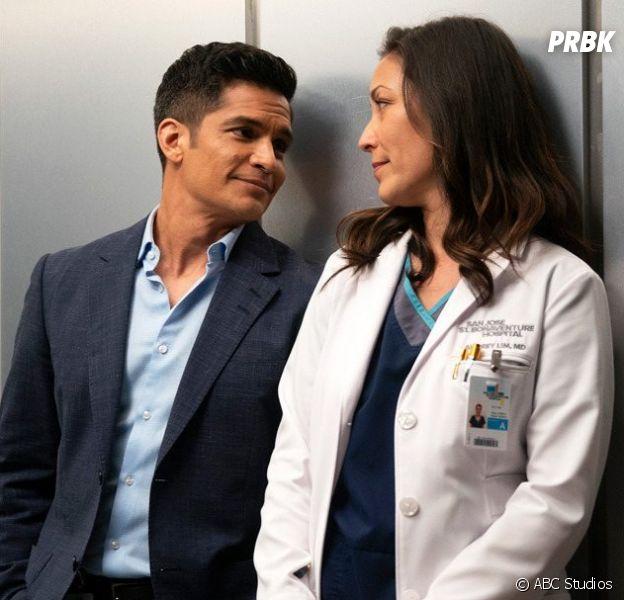 Good Doctor saison 3 : le couple Melendez/Lim va-t-il durer ?