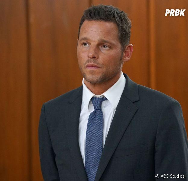 Grey's Anatomy saison 16 : Alex bientôt remplacé