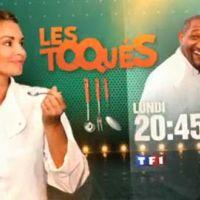 Les Toqués sur TF1 avec Ingrid Chauvin et Edouard Montoute ... ce soir ... bande annonce