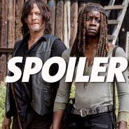 The Walking Dead saison 10 : le baiser de l'épisode 4, une idée de Danai Gurira