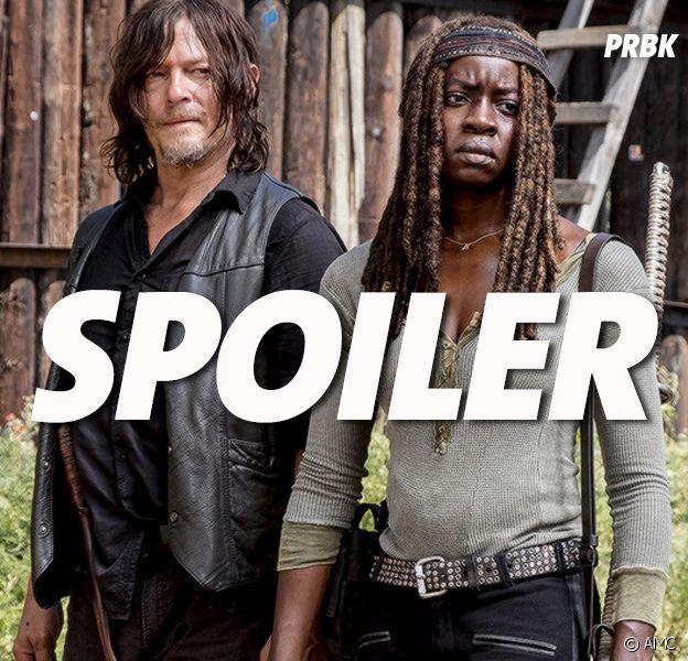 The Walking Dead saison 10 : le baiser de l'épisode 4 expliqué