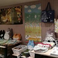 Le Studio Ghibli (Totoro, Kiki la petite sorcière) ouvre une boutique éphémère à Paris