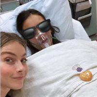 Nina Dobrev hospitalisée : elle dévoile les raisons et rassure ses fans