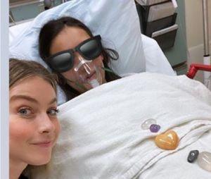 Nina Dobrev hospitalisée : Julianne Hough a inquiété les fans de l'actrice