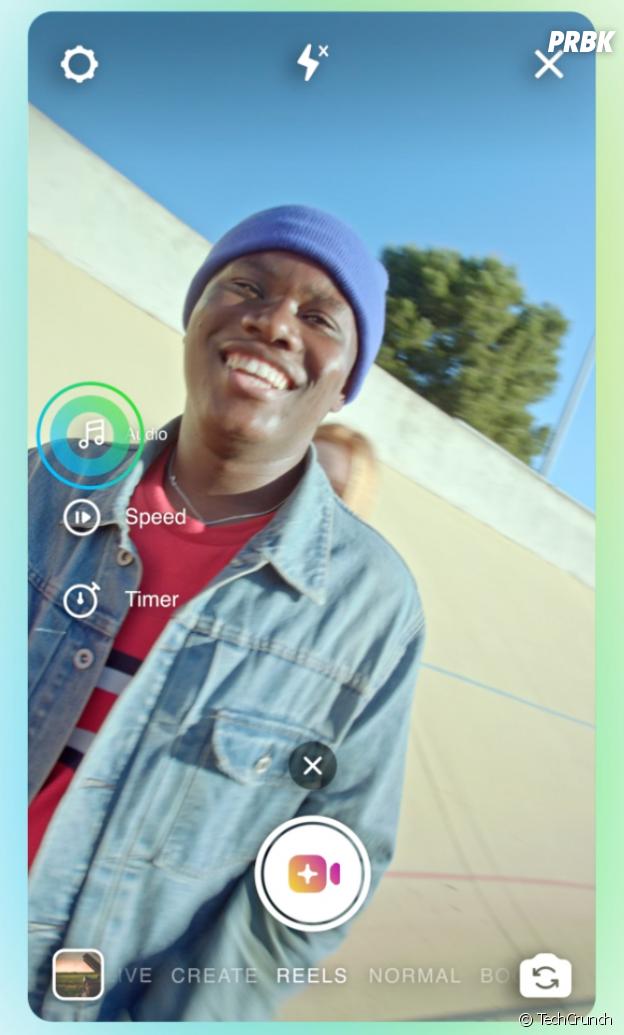 Instagram Reels, la fonctionnalité inspirée de TikTok