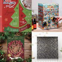 10 calendriers de l'avent originaux à shopper pour patienter avant Noël