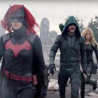 Arrow, The Flash, Supergirl : premières bandes-annonces intenses et explosives pour le crossover