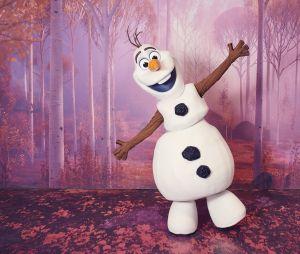 Venez rencontrer Olaf à Disneyland Paris