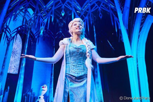 La célébration La Reine des Neiges dès le 11 janvier 2020 à Disneyland Paris