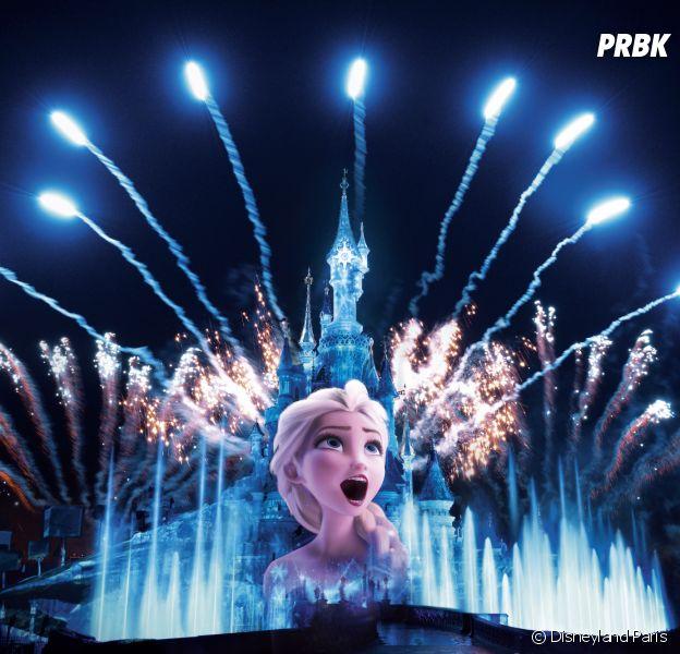 La Reine des Neiges à l'honneur à Disneyland Paris