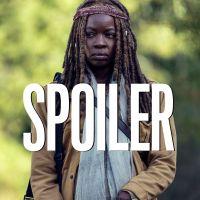 The Walking Dead saison 10 : des indices sur le départ de Michonne dans l'épisode 8 ?
