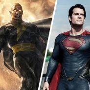Black Adam : Dwayne Johnson face au Superman d'Henry Cavill ? Un producteur est prêt