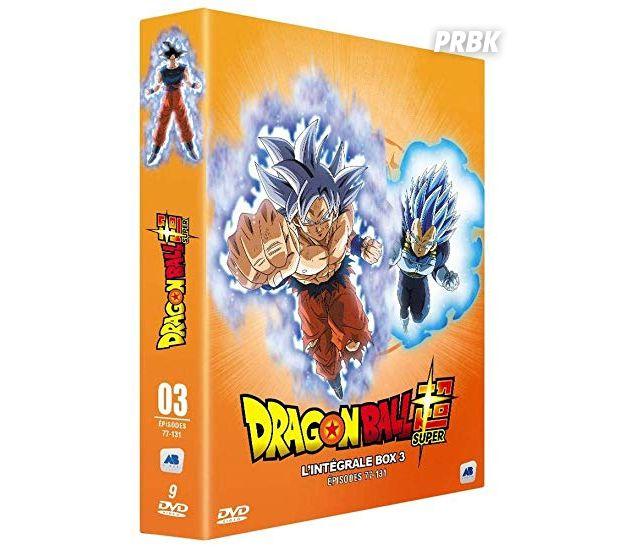 Dragon Ball Super : les derniers épisodes de la série débarquent enfin en DVD et Blu-ray