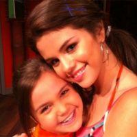 Selena Gomez ... 2 photos des coulisses des Sorciers de Waverly Place