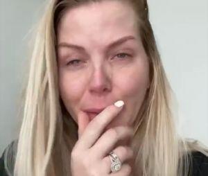 """Jessica Thivenin en larmes : son fils Maylone a failli mourir """"il était mort, il ne respirait plus"""""""