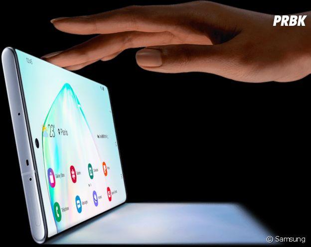 Le Samsung Galaxy Note 10