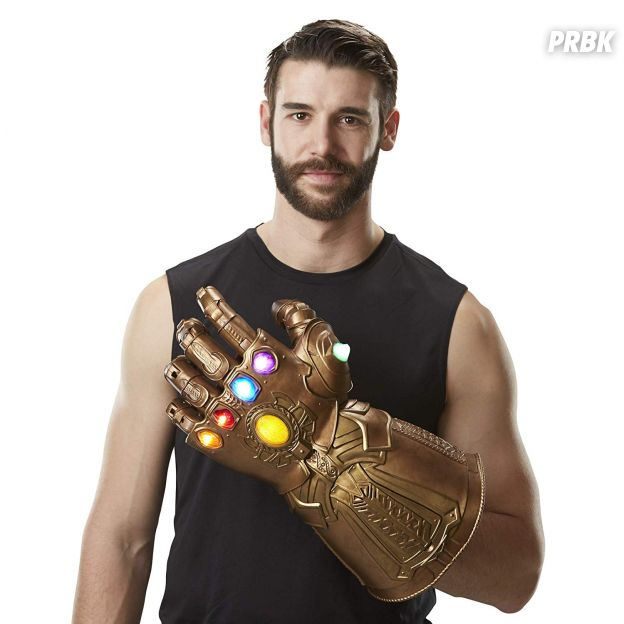 Gant d'Infinité Electronique Avengers Infinity War
