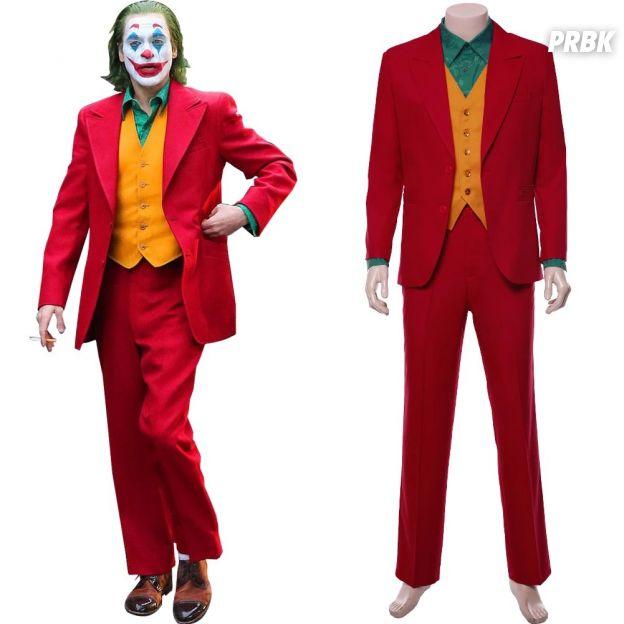 Le costume d'Arthur Fleck (Joker)