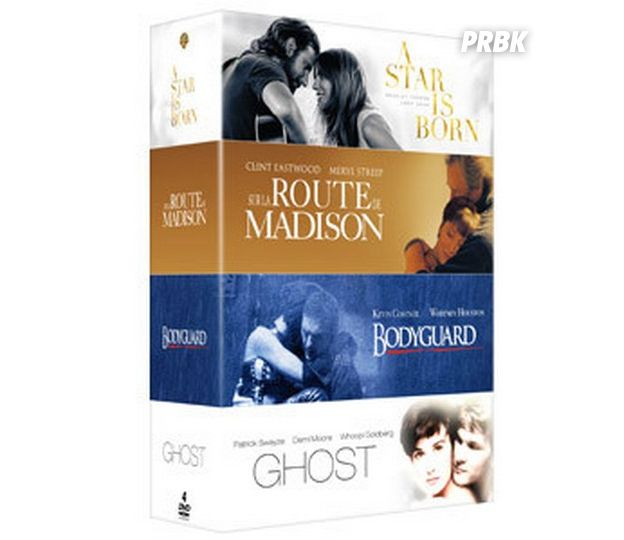 """Coffret DVD """"Romance"""""""